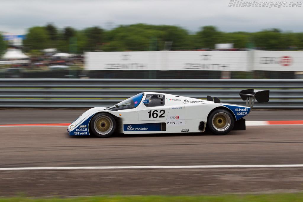 GKW 862SP Porsche - Chassis: 001   - 2016 Grand Prix de l'Age d'Or