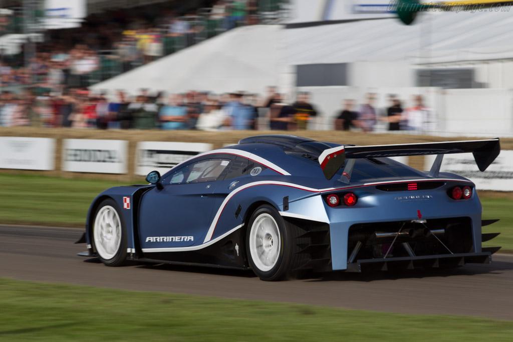 Arrinera Hussarya GT    - 2016 Goodwood Festival of Speed