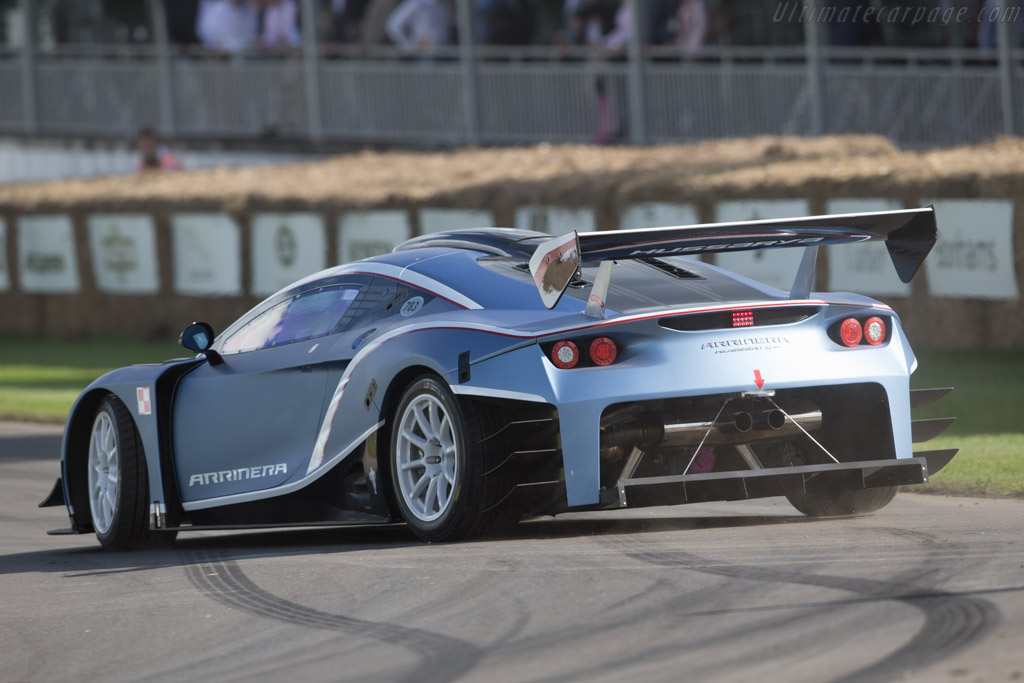 Arrinera Hussarya GT    - 2016 Goodwood Festival of Speed