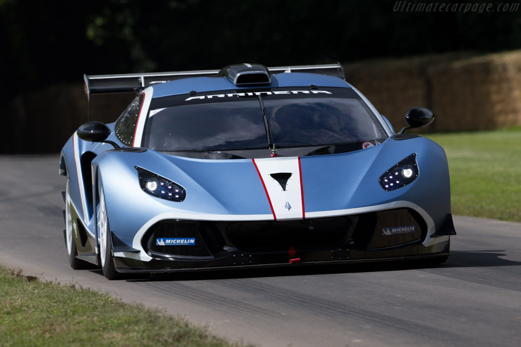 2016 Arrinera Hussarya GT - Images, Specifications and Information