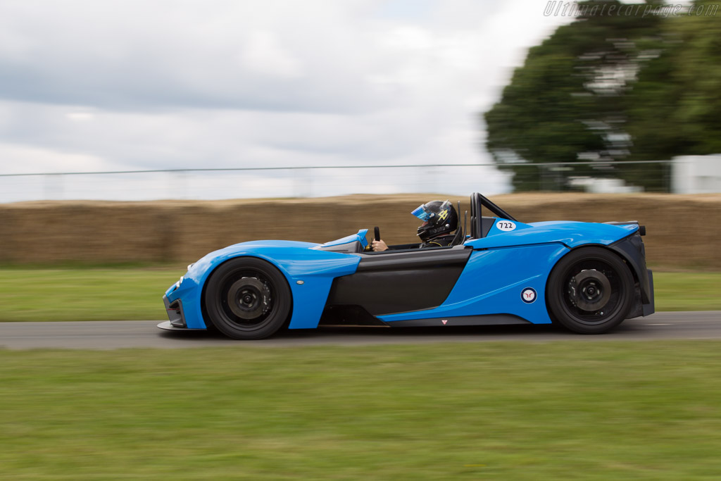 Elemental RP1 - Chassis: PP1   - 2016 Goodwood Festival of Speed