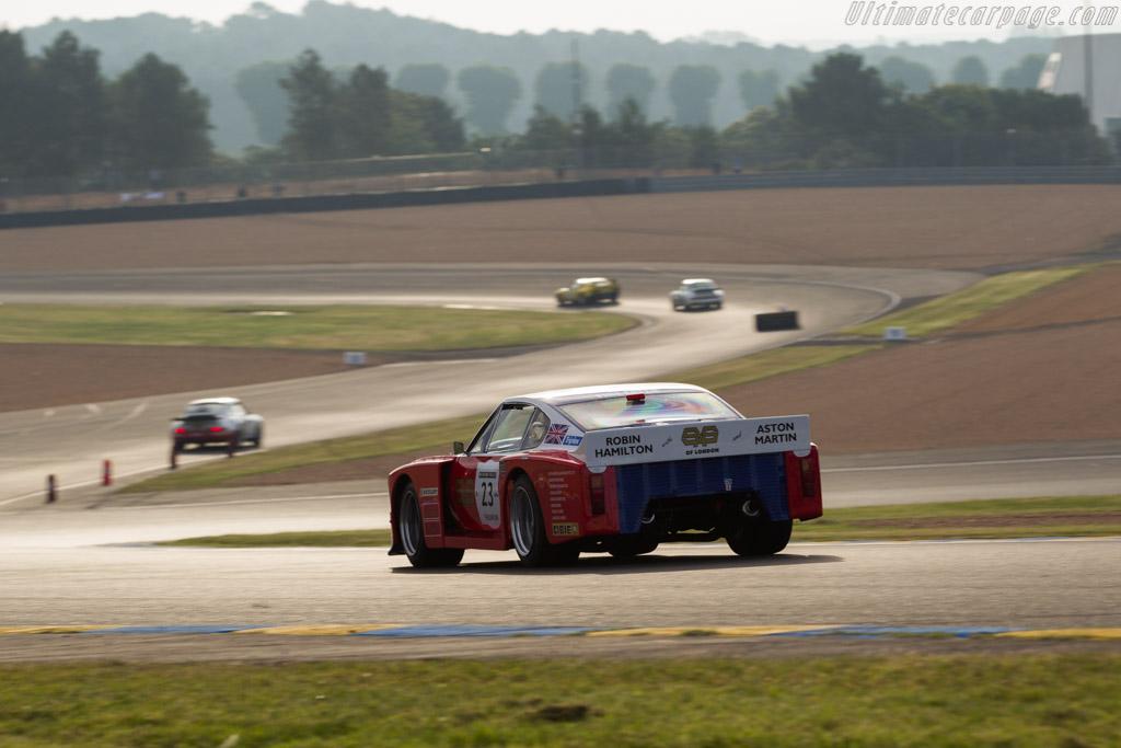 Aston Martin V8 RHAM/1 - Chassis: RHAM/1   - 2016 Le Mans Classic