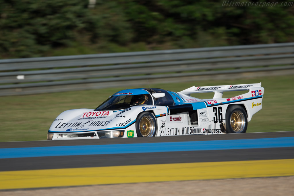 Toyota 85C - Chassis: 85C-01   - 2016 Le Mans Classic
