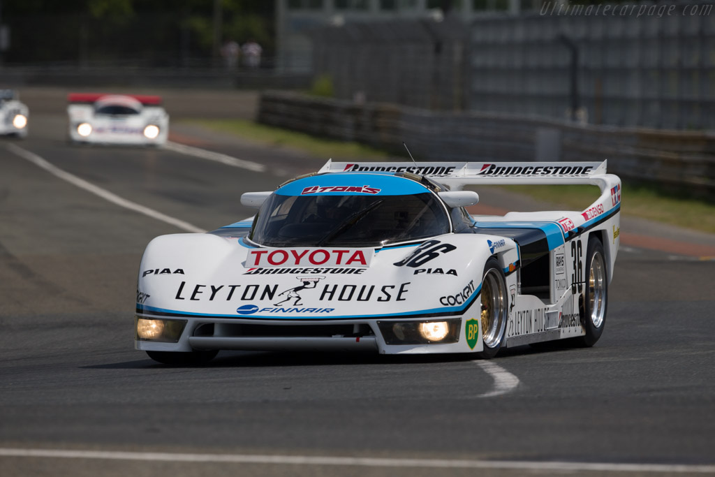 Toyota 85C (Chassis 85C-01 - 2016 Le Mans Classic) High Resolution Image