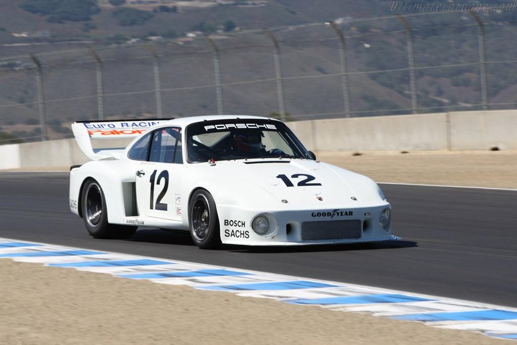Porsche 935 - Chassis: 009 0029   - 2007 Monterey Historic Automobile Races