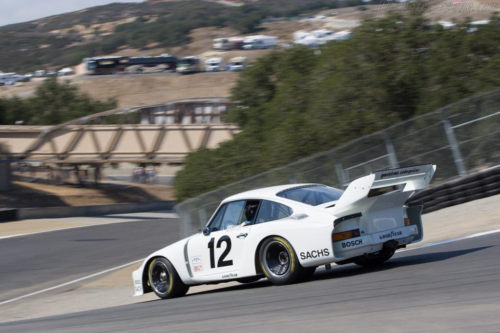 Porsche 935 - Chassis: 009 0029   - 2008 Monterey Historic Automobile Races
