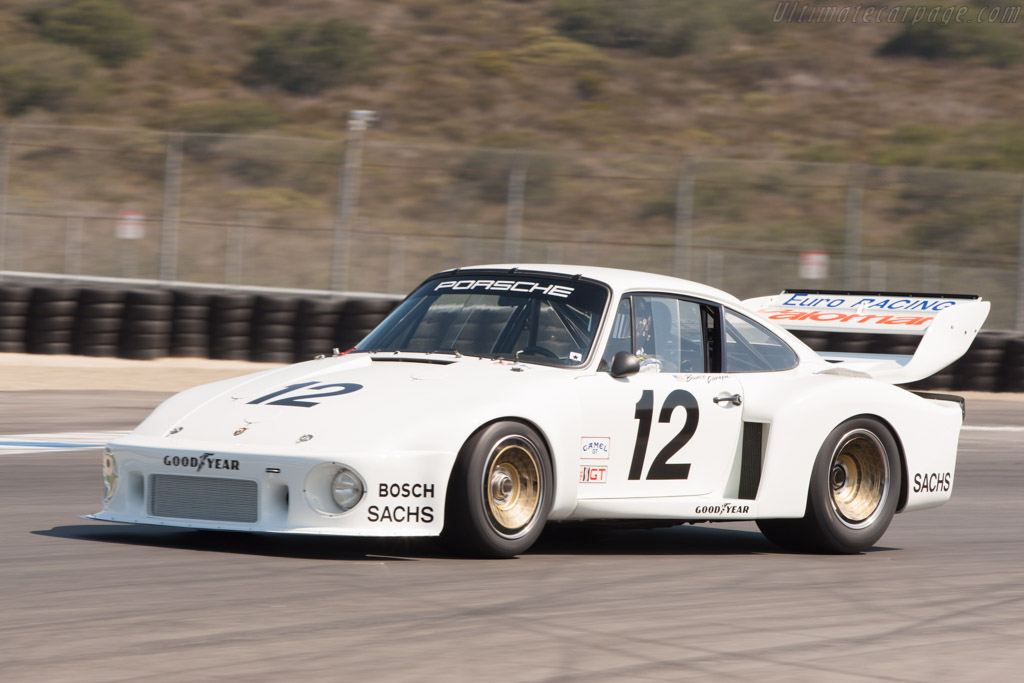 Porsche 935 - Chassis: 009 0029   - 2009 Monterey Historic Automobile Races