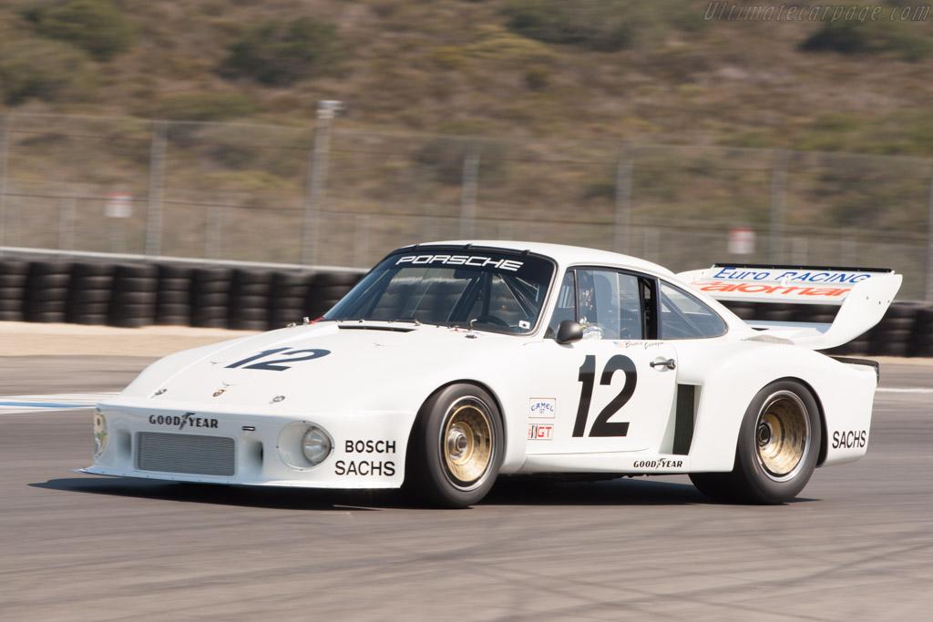 Porsche 935 - Chassis: 009 0029   - 2009 Monterey Historic Automobile Races