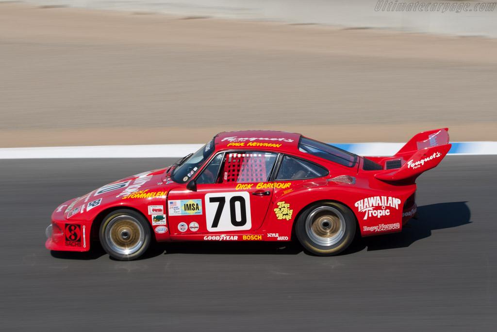 Porsche 935 - Chassis: 009 0030   - 2009 Monterey Historic Automobile Races