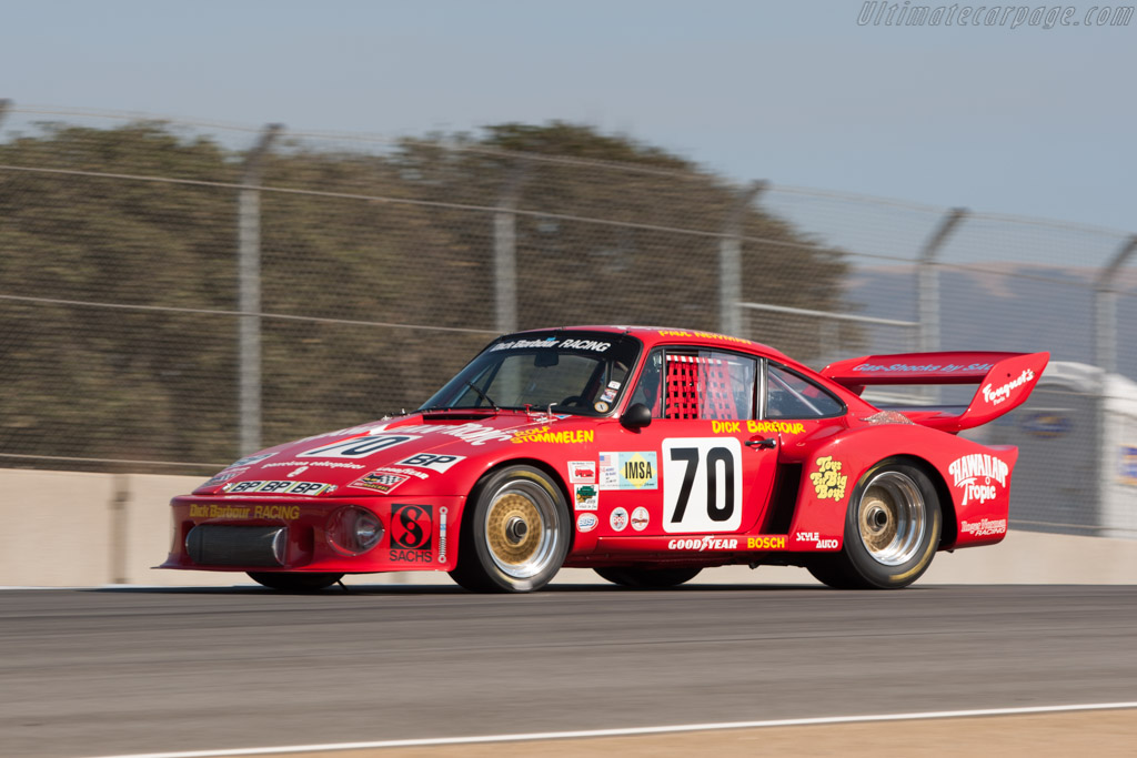 Porsche 935 - Chassis: 009 0030   - 2009 Monterey Historic Automobile Races