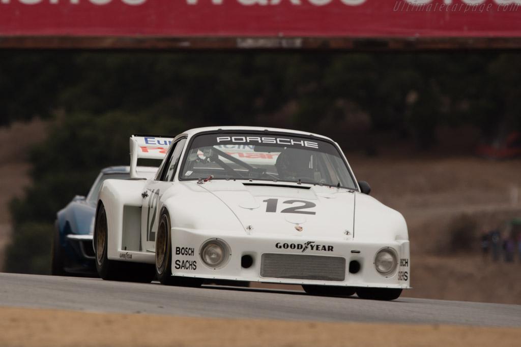 Porsche 935 - Chassis: 009 0029   - 2011 Monterey Motorsports Reunion