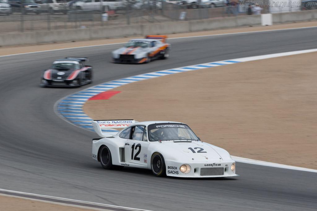 Porsche 935 - Chassis: 009 0029   - 2012 Monterey Motorsports Reunion