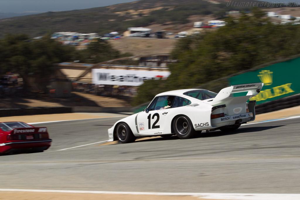 Porsche 935 - Chassis: 009 0029   - 2015 Monterey Motorsports Reunion