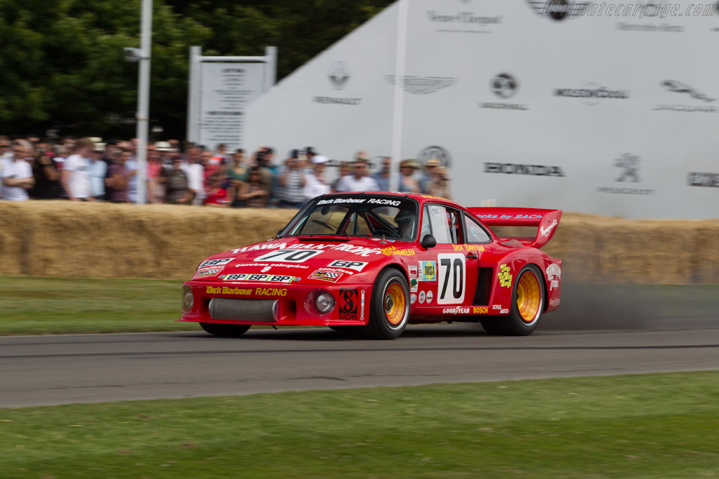Porsche 935 - Chassis: 009 0030   - 2015 Goodwood Festival of Speed