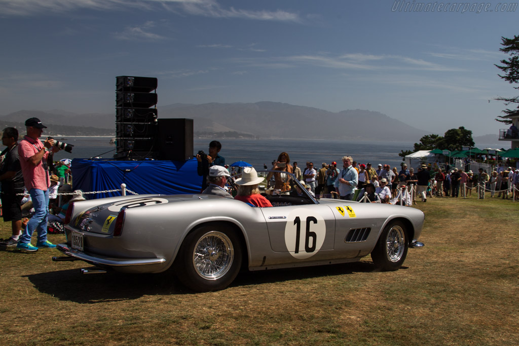 Ferrari 250 GT LWB California Spyder Competizione - Chassis: 1451GT   - 2015 Pebble Beach Concours d'Elegance