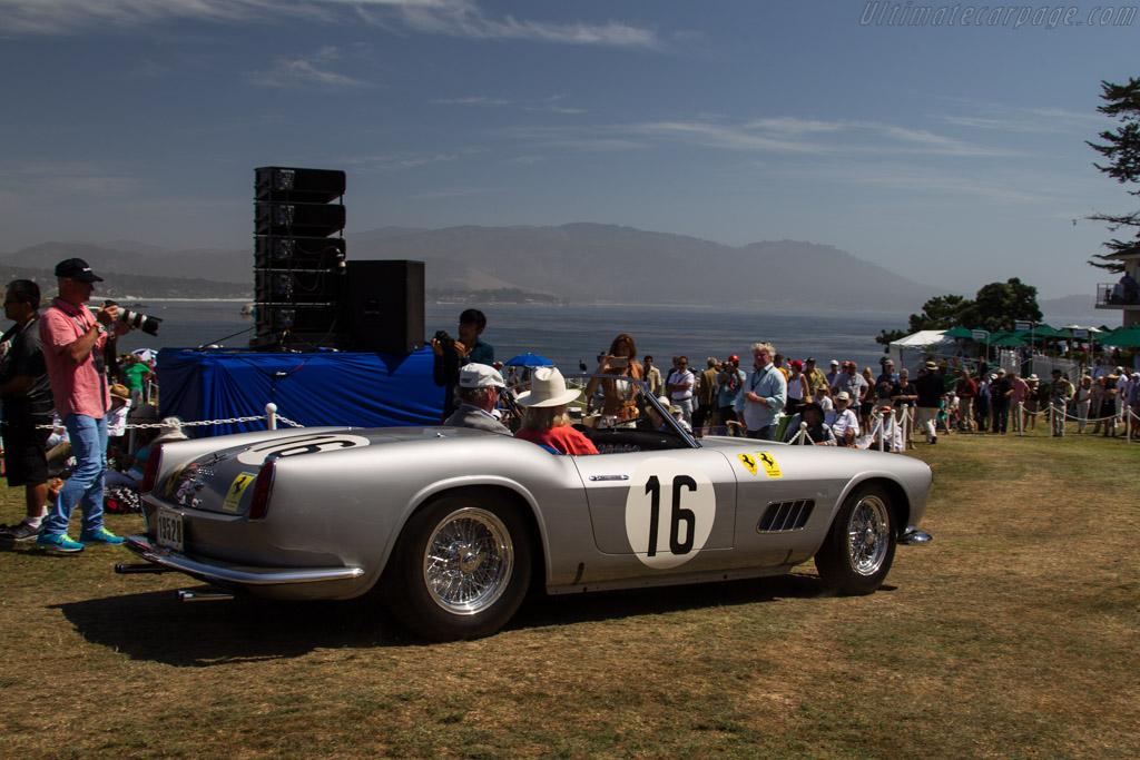 Ferrari 250 GT LWB California Spyder Competizione - Chassis: 1451GT   - 2015 Pebble Beach Concours d'Elegance