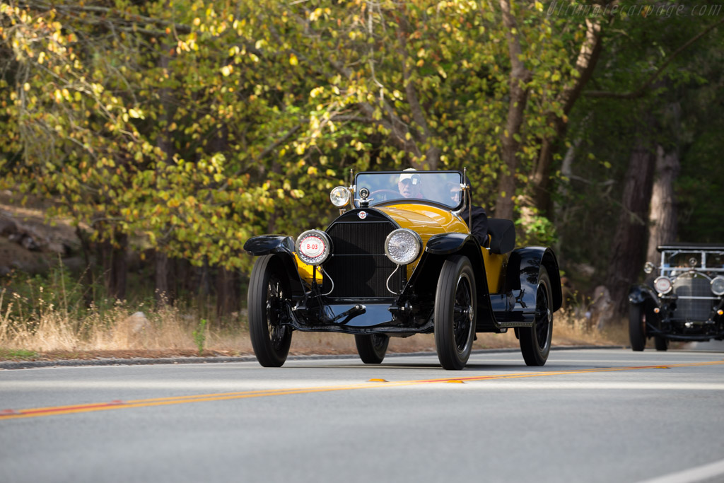 Stutz Series H Bearcat - Chassis: 5067   - 2015 Pebble Beach Concours d'Elegance