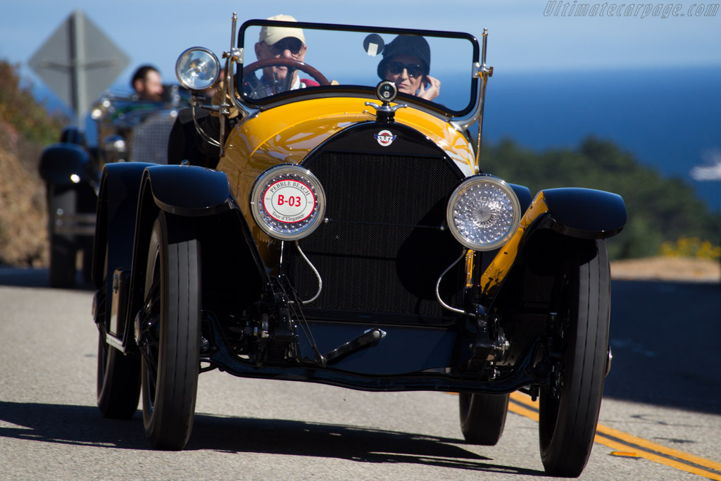 Stutz Series H Bearcat - Chassis: 5067   - 2015 Pebble Beach Concours d'Elegance