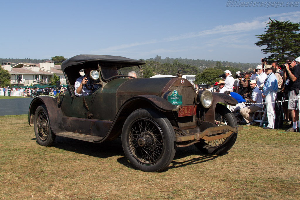 Stutz Series K Bearcat - Chassis: 10555   - 2015 Pebble Beach Concours d'Elegance