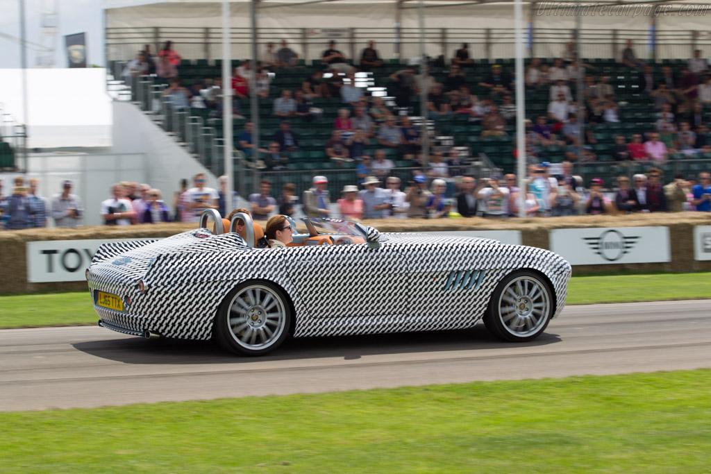 Bristol V8 Bullet    - 2016 Goodwood Festival of Speed