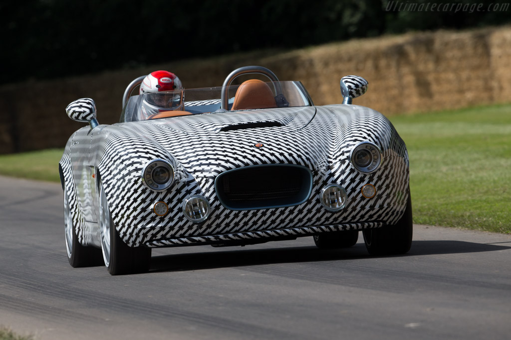 Bristol V8 Bullet    - 2016 Goodwood Festival of Speed
