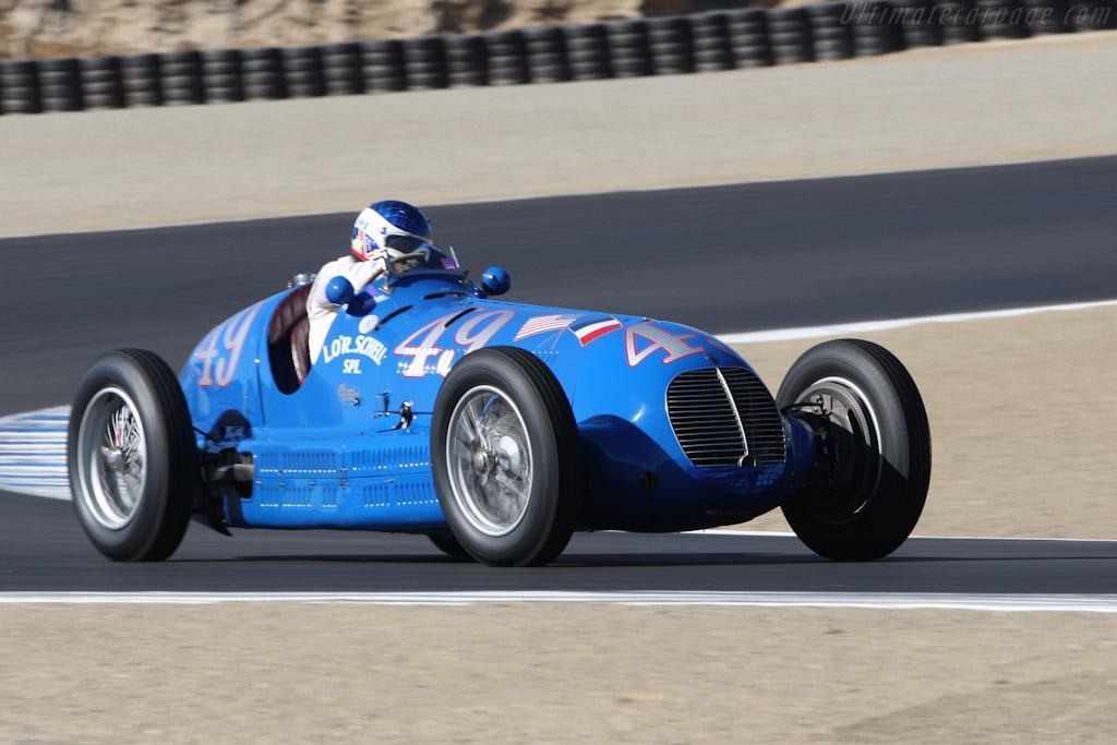 Maserati 8CTF - Chassis: 3030   - 2007 Monterey Historic Automobile Races