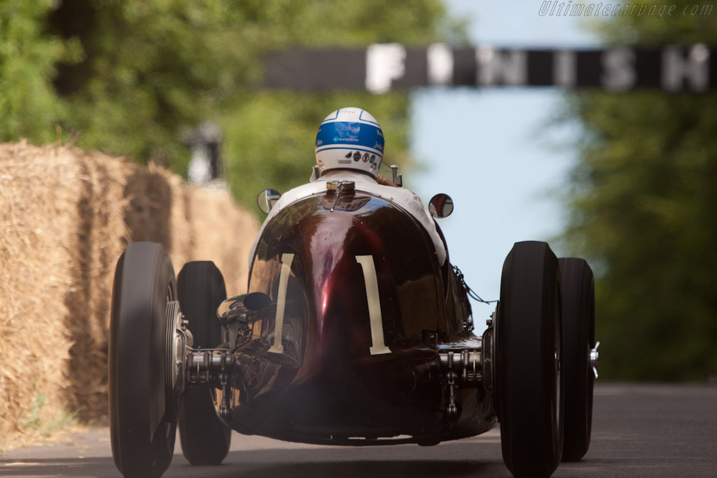 Maserati 8CTF - Chassis: 3032   - 2010 Goodwood Festival of Speed