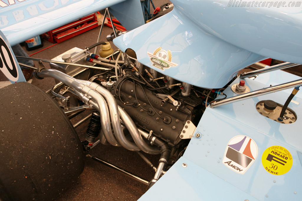 Amon AF101 Cosworth - Chassis: AF1/01   - 2006 Monaco Historic Grand Prix