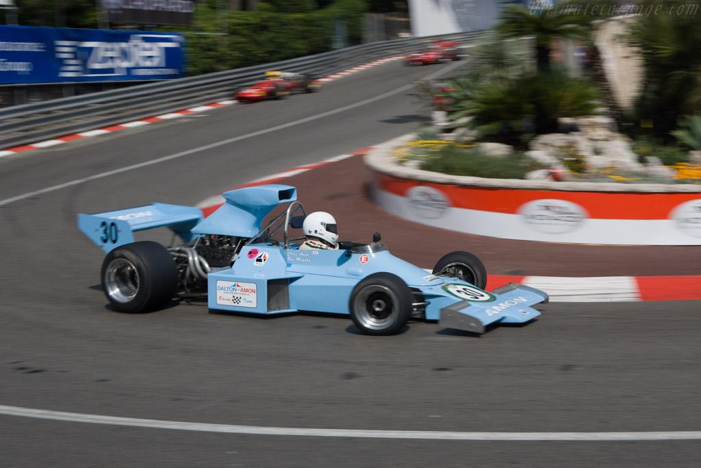 Amon AF101 Cosworth - Chassis: AF1/01   - 2008 Monaco Historic Grand Prix