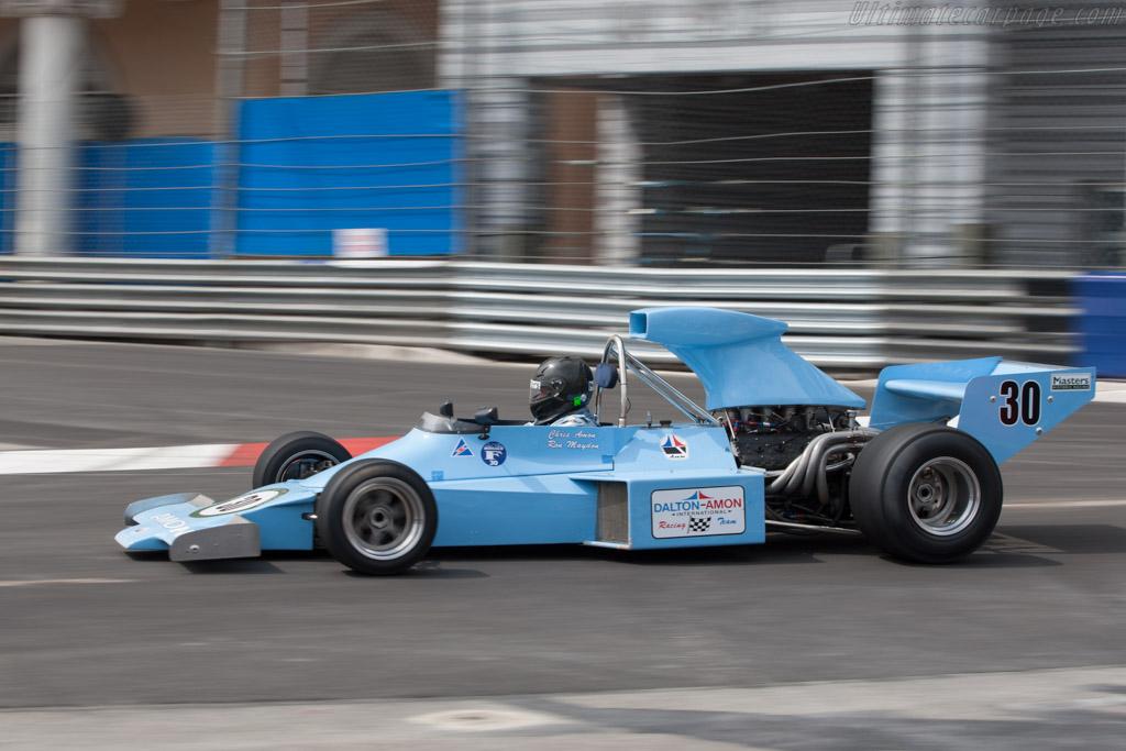 Amon AF101 Cosworth - Chassis: AF1/01   - 2010 Monaco Historic Grand Prix