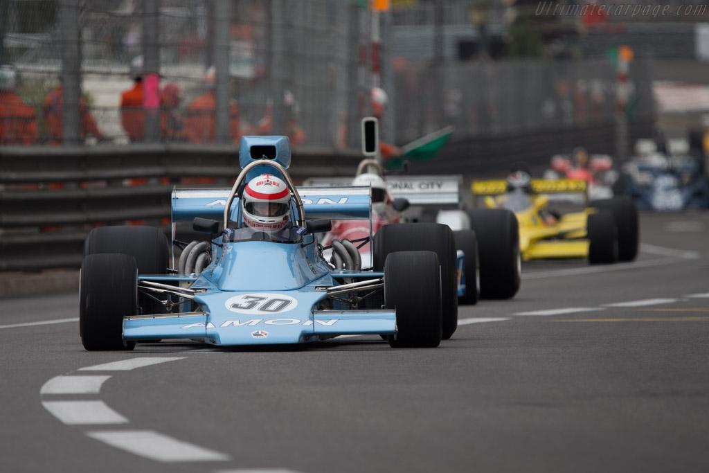 Amon AF101 Cosworth - Chassis: AF1/01   - 2014 Monaco Historic Grand Prix