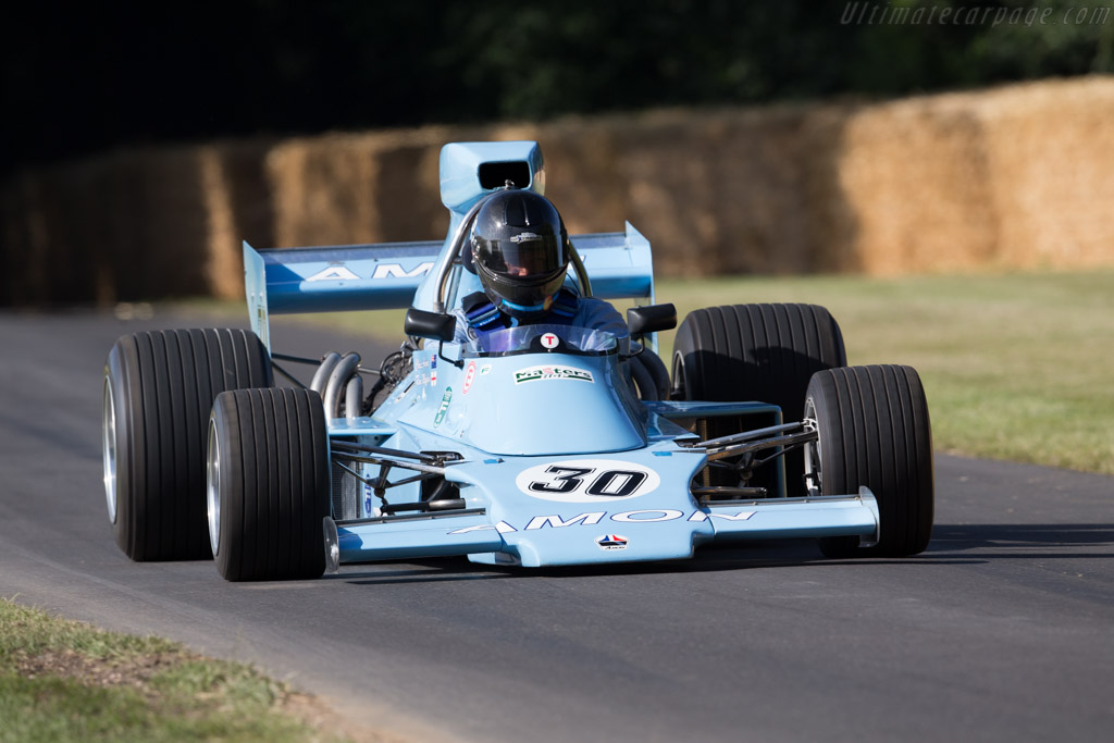 Amon AF101 Cosworth - Chassis: AF1/01   - 2015 Goodwood Festival of Speed