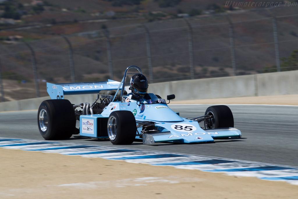 Amon AF101 Cosworth - Chassis: AF1/01   - 2015 Monterey Motorsports Reunion