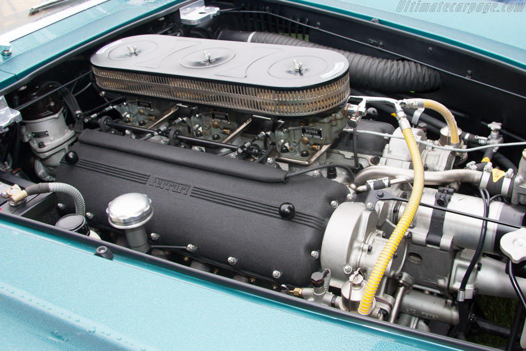 Ferrari 4.9 Superfast - Chassis: 0719SA   - 2011 The Quail, a Motorsports Gathering