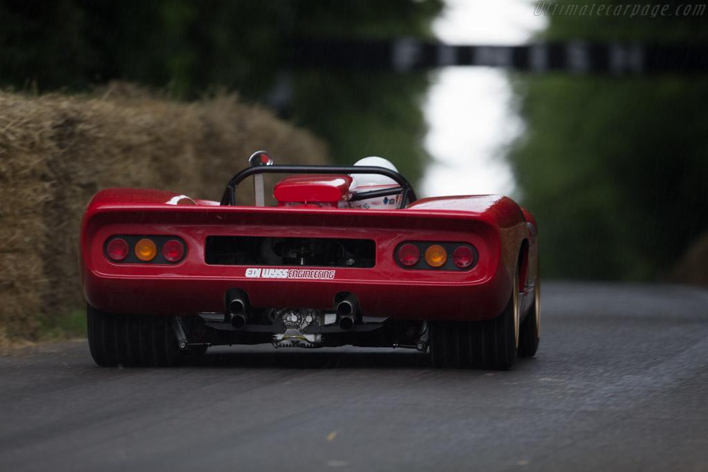 Ferrari 312 P Spyder - Chassis: 0872   - 2016 Goodwood Festival of Speed