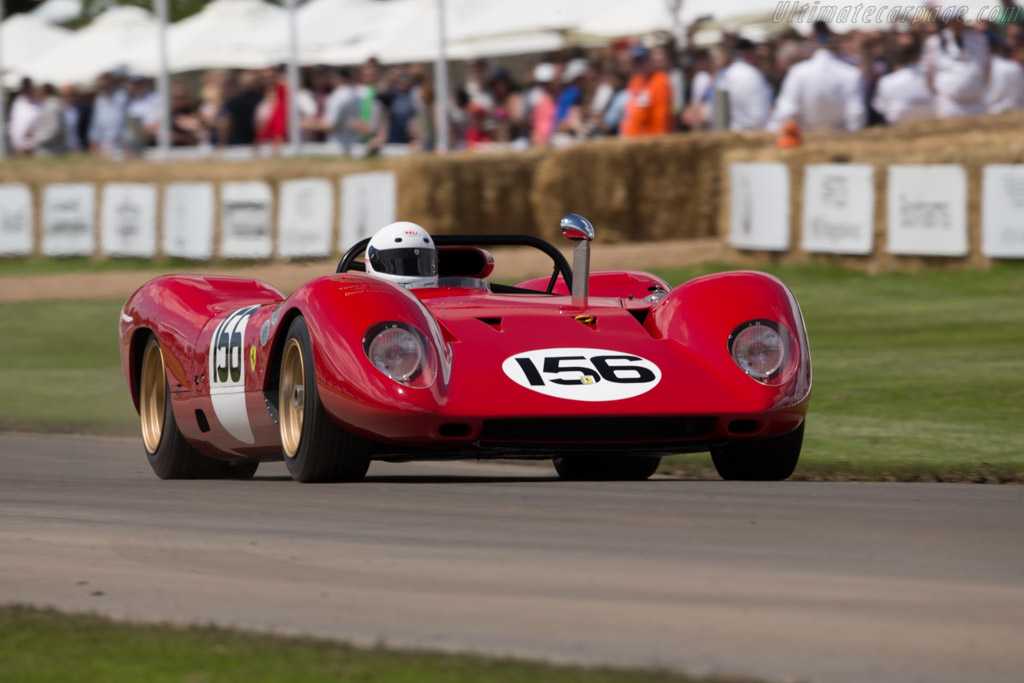 Ferrari 312 P Spyder - Chassis: 0872   - 2016 Goodwood Festival of Speed
