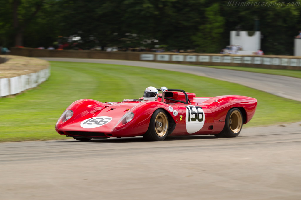 Click here to open the Ferrari 312 P Spyder gallery