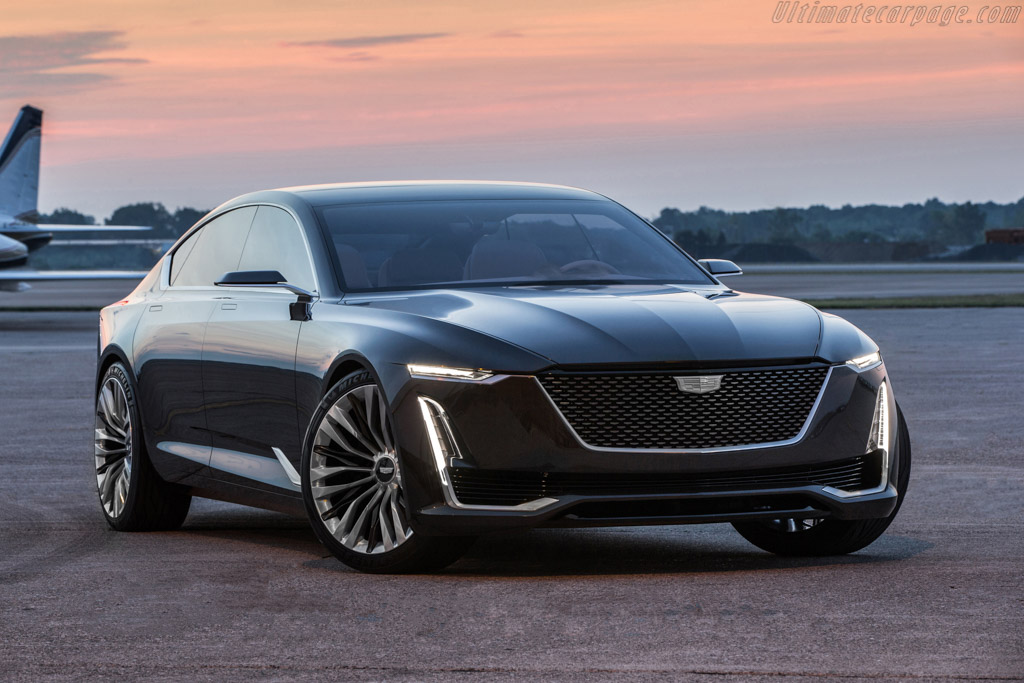 Click here to open the Cadillac Escala Concept gallery