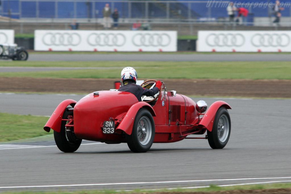 Maserati 4CS 1100 - Chassis: 1126   - 2005 Silverstone Classic