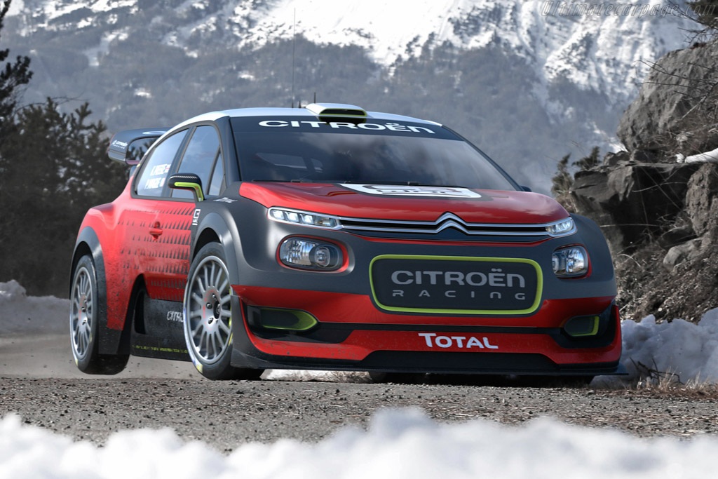 Click here to open the Citroën C3 WRC Concept gallery