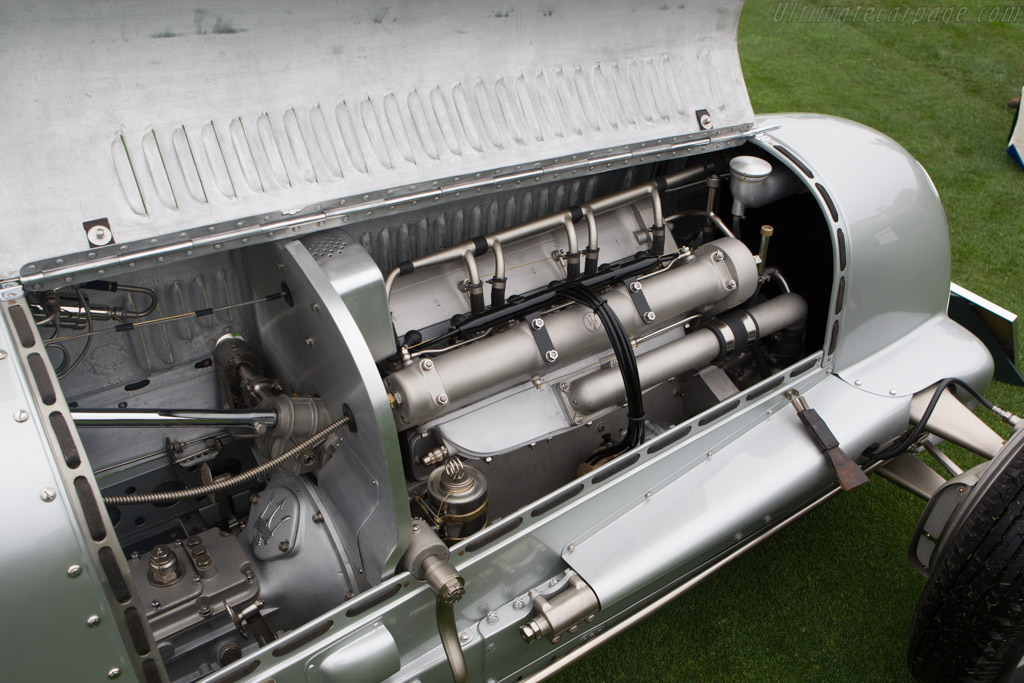Maserati 6CM - Chassis: 1540   - 2008 Pebble Beach Concours d'Elegance