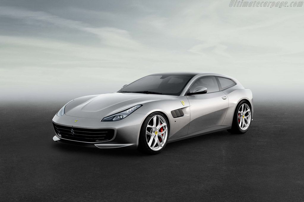 Click here to open the Ferrari GTC4Lusso T gallery
