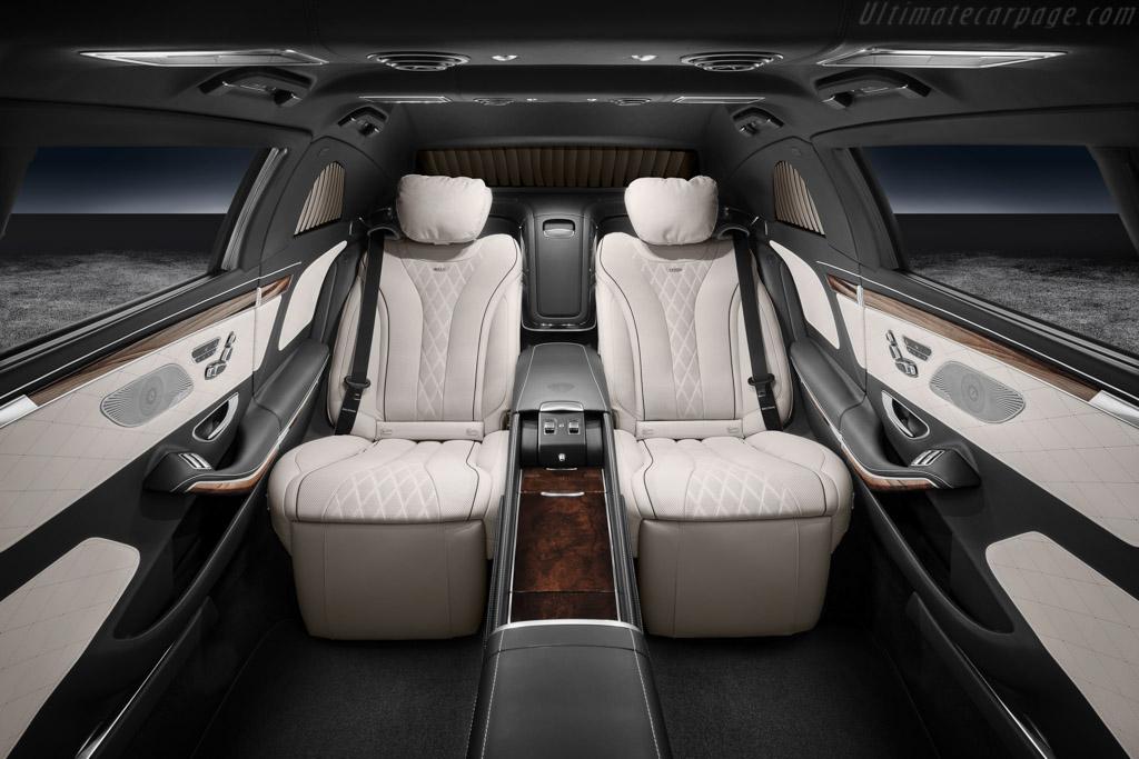 Mercedes-Maybach S 600 Pullman Guard