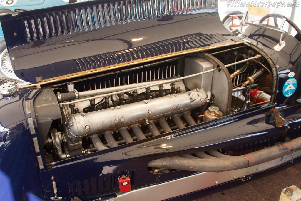 Maserati 8CM - Chassis: 3013   - 2012 Monaco Historic Grand Prix