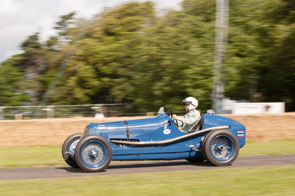 Maserati 8CM - Chassis: 3011   - 2012 Goodwood Festival of Speed