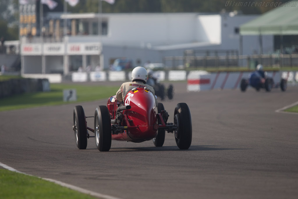 Maserati 8CM - Chassis: 3009   - 2014 Goodwood Revival