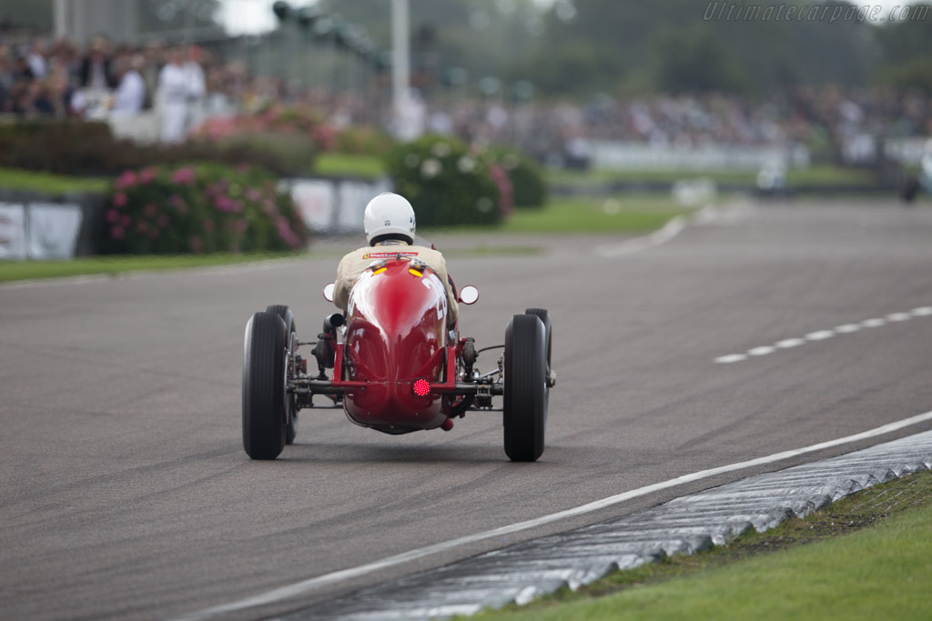 Maserati 8CM - Chassis: 3009   - 2015 Goodwood Revival