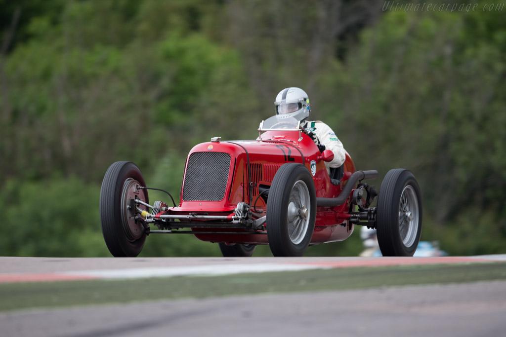 Maserati 8CM - Chassis: 3009   - 2016 Grand Prix de l'Age d'Or