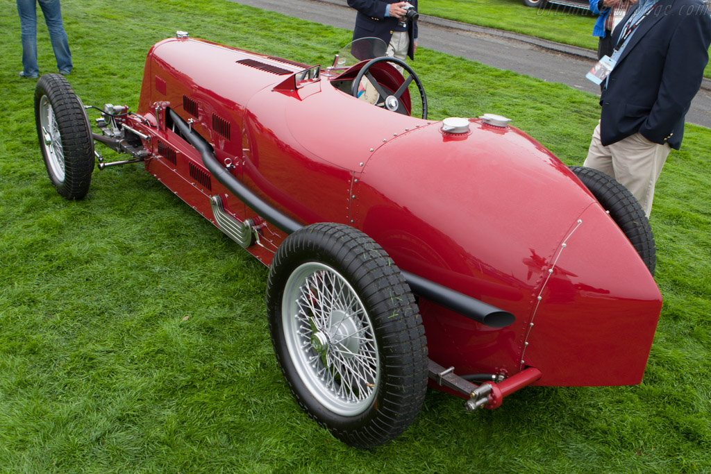 Maserati 8CM - Chassis: 3006   - 2010 Pebble Beach Concours d'Elegance
