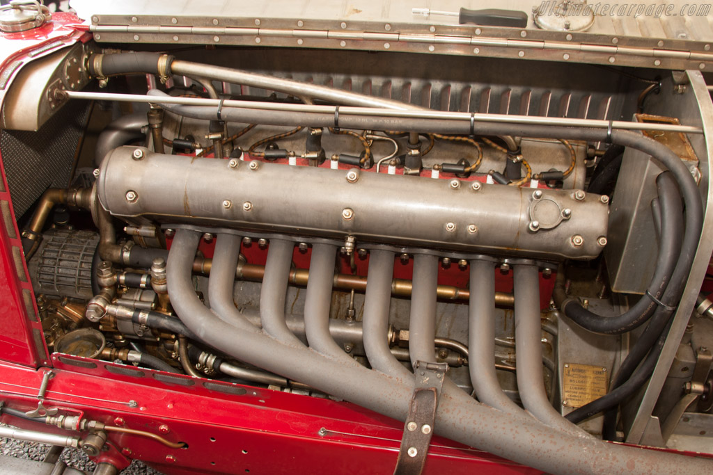 Maserati 8CM - Chassis: 3005   - 2014 Goodwood Festival of Speed